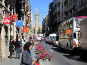 Valencia, Spain street