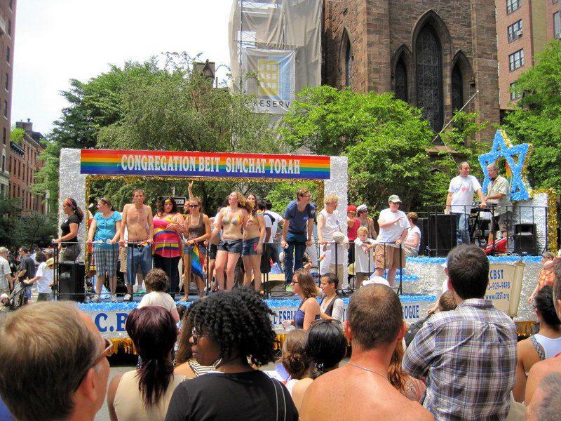 Gay pride NYC 2010