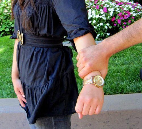 Eileen's Article: An Italian Hand on my Korean Arm