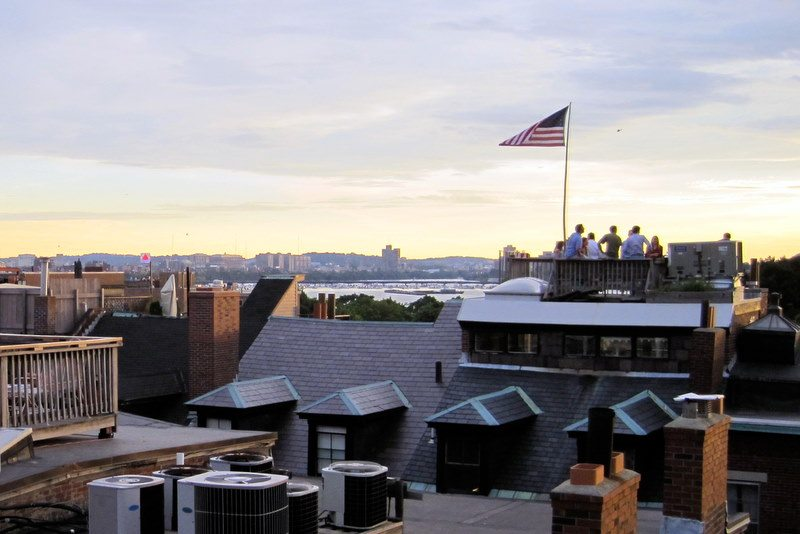 Boston roofdecks