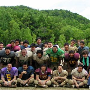 Mayuka's Article: An American Football Coach in Japan