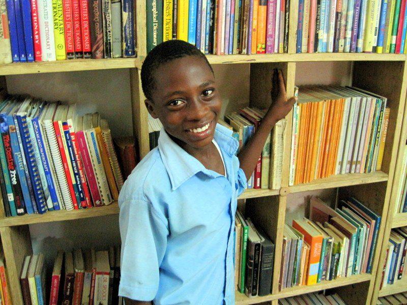 Ghana library