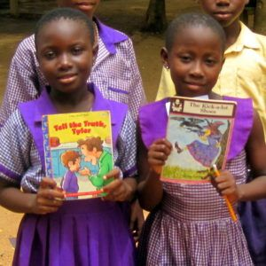 YCC Ghana's Genius Reading Club Program