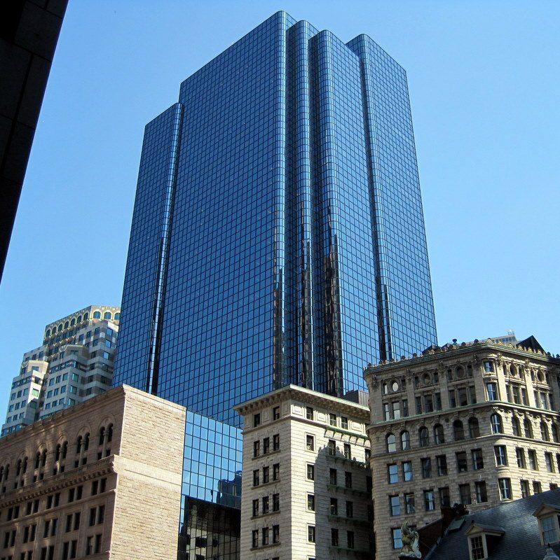 Exchange Place Boston