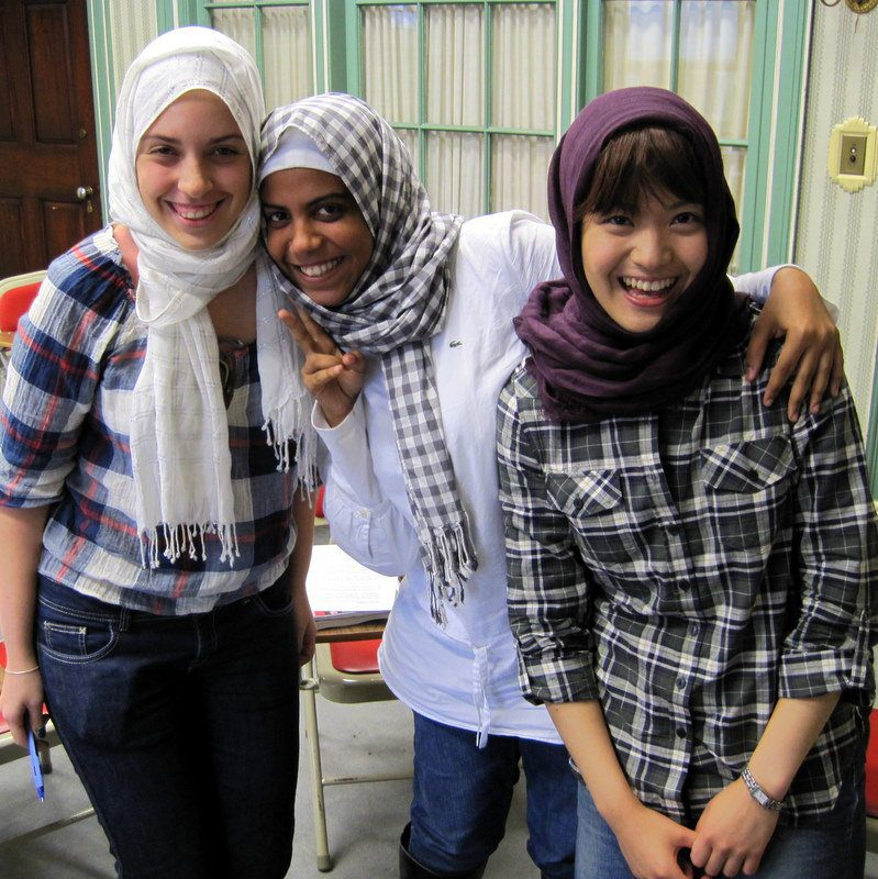 Headscarves in schools