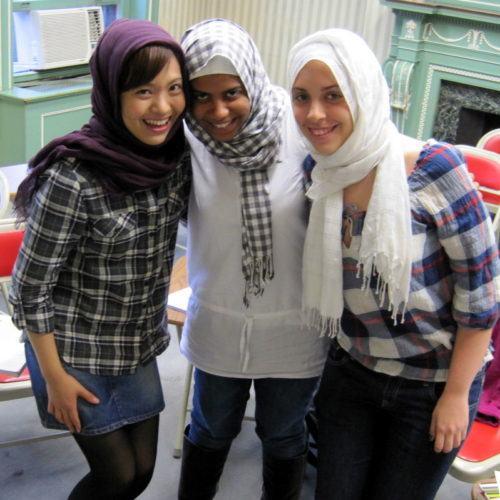 Headscarves in school
