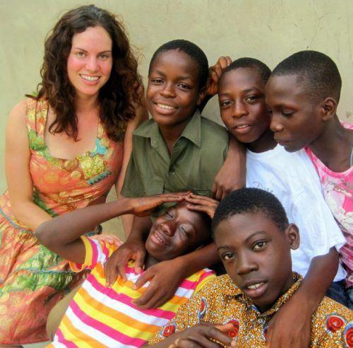Ghana students