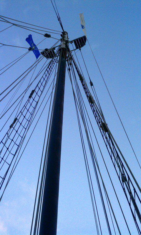 Pretty mast!