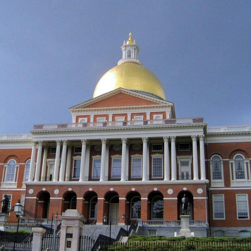 gold dome boston