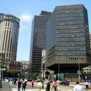 Two Sexy-Ugly Buildings of Boston