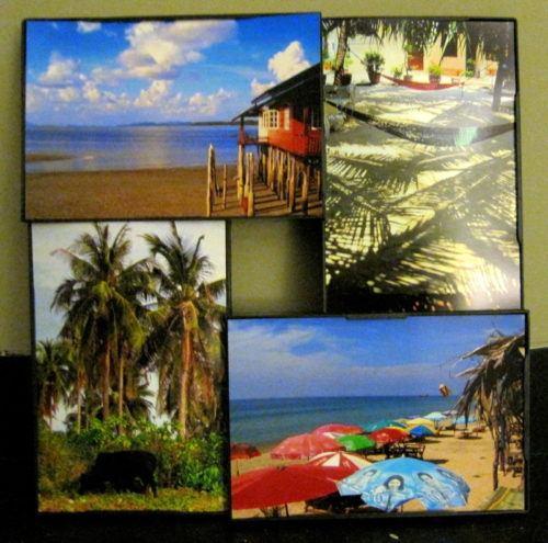 Mmm... Thailand and Vietnam beach photos.