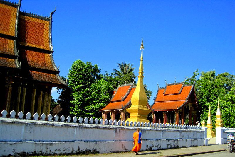 #6: Luang Prabang, Laos. Feast for the eyes and tummy!