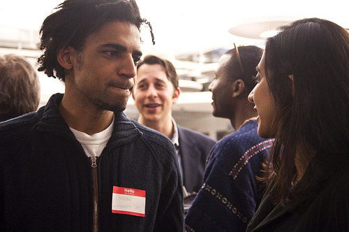 These photos are from the Venture Cafe EdTech Networking Night.
