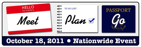 """Get psyched for """"Meet, Plan, Go!"""" 2011! You know we are!"""