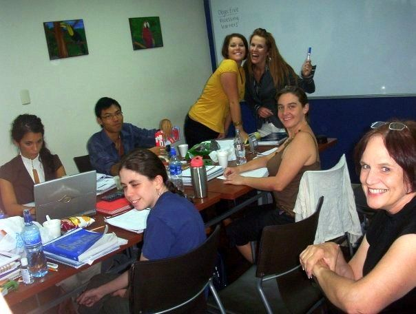 Our awesome TEFL Certification Course in Costa Rica!