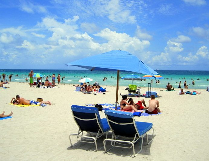 South Beach, Miami beckons you to join the fun!