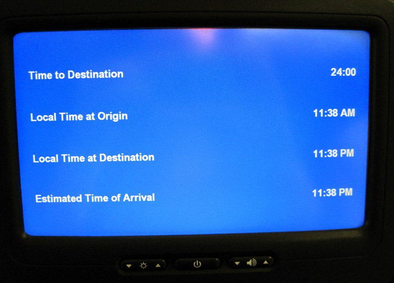24 hours to Beijing from New York?! NOT TRUE!