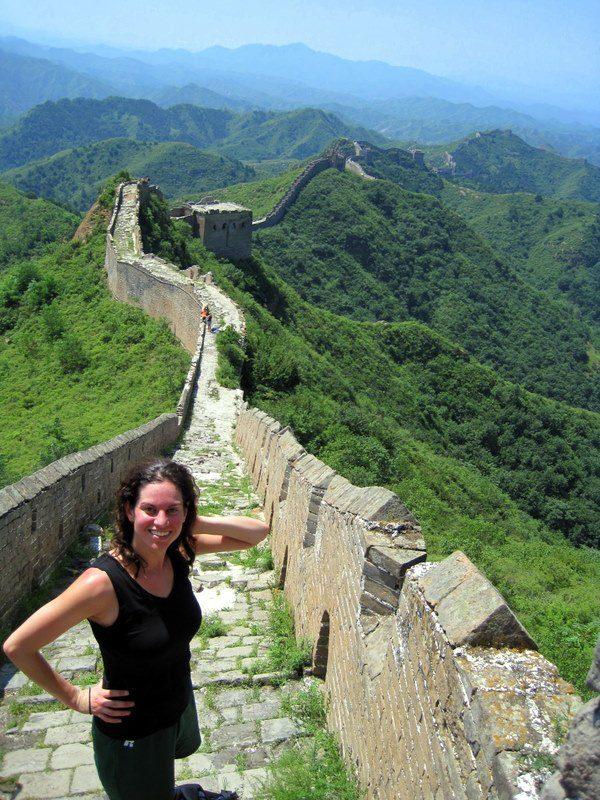 Tired hiking? Imagine BUILDING the Great Wall!