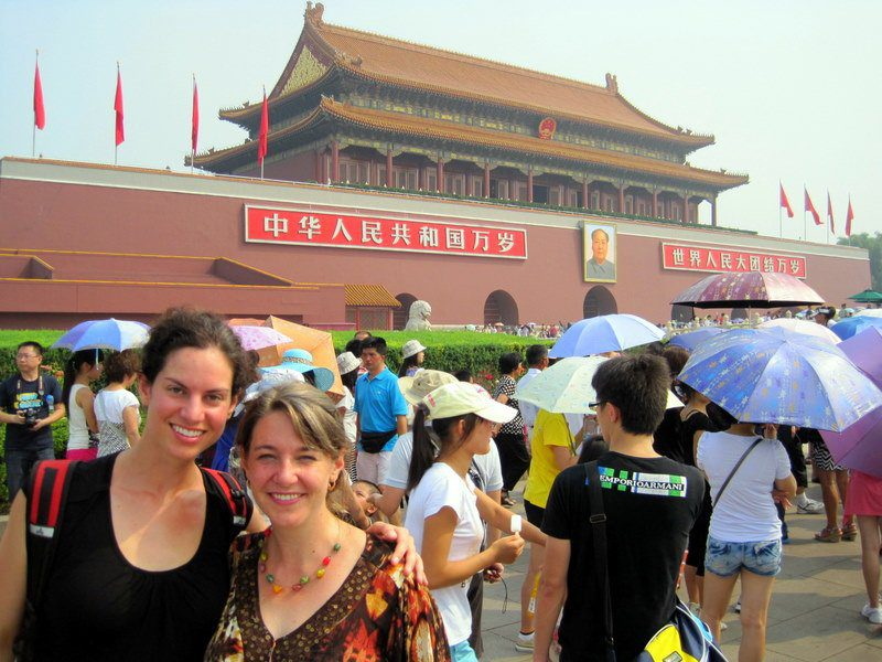 China will welcome you! It's worth the flight.