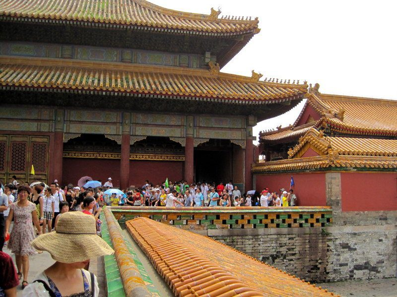 There is SO MUCH to explore in the Forbidden City!