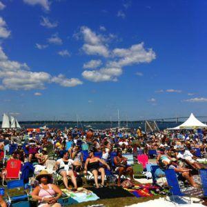 Why the Joyful New England Summer is so Precious