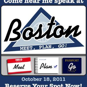 "The ""Meet, Plan, Go!"" Extended Travel Event is 10/18/11!"