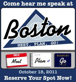 "Get your tickets to ""Meet, Plan, Go!"" asap!"
