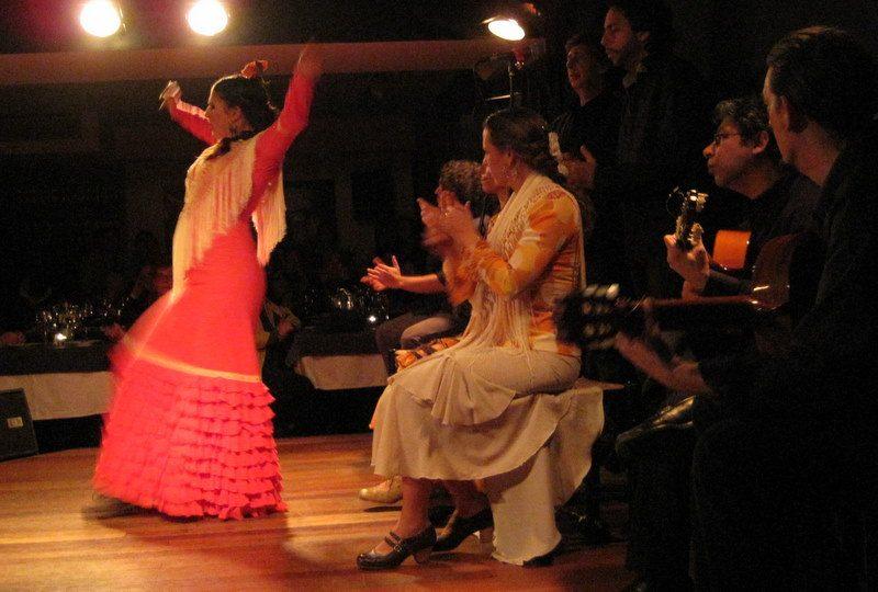 Such a passionate, wonderful Flamenco dance show!