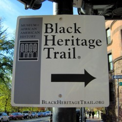 African American History of Boston in a Tour and Timeline