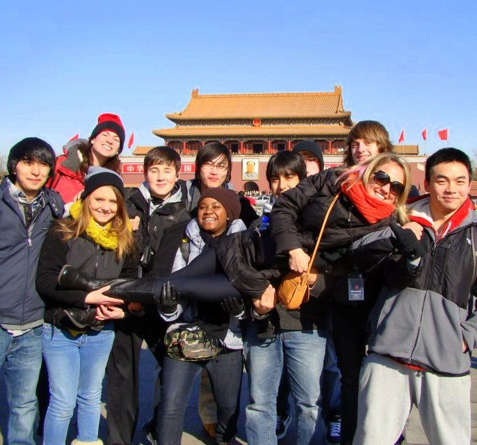 We had such a wonderful time in China, teachers and students alike!