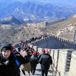 Julio: Life Changes and Revelations from China Travel