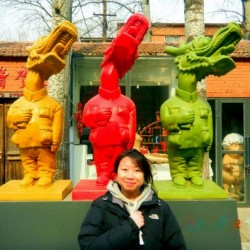 Terry: The 798 Art Zone Was The Coolest Place in Beijing