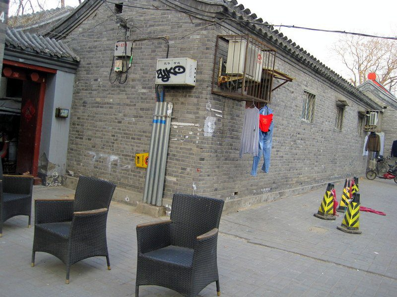 """The tight-knit community of Beijing's Hutong neighborhoods reminds Ryan of his South Boston (""""Southie"""") home."""