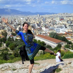 Our Teacher Curriculum Tour is Loving Athens, Greece!