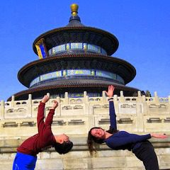 Articles on China Travel by Teen Students