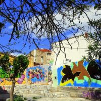 Graffiti is All Over Greece. Is it by Artists or Vandals?