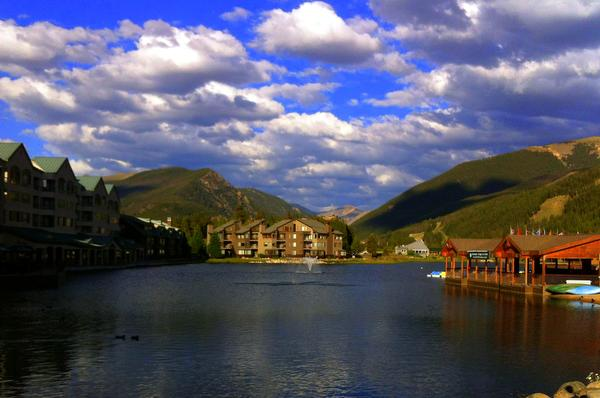 Keystone, Colorado: What a beautiful place to have a conference!