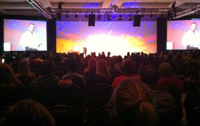 The TBEX closing speech by Christopher Baker, travel writer.