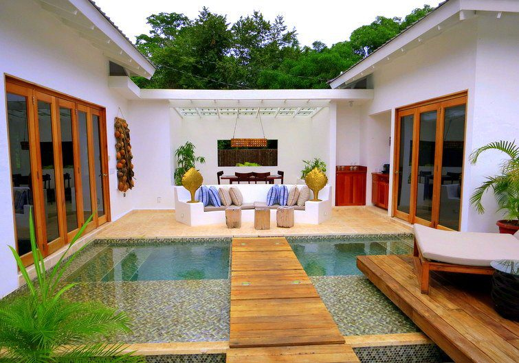 Does this Two Bedroom Private Pool Villa at Ka'ana Belize blow your mind, too???