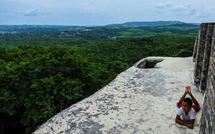 Xunantunich Mayan Ruins, San Ignacio Belize