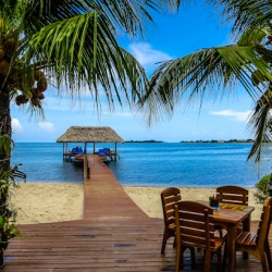 Our Witty, Pretty Resort in Placencia, Belize: Chabil Mar