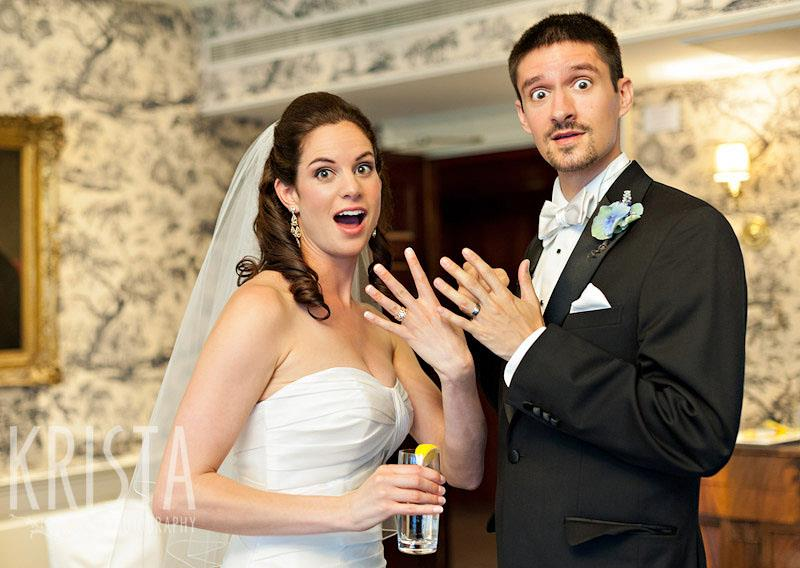 Ahhh! We're married! So awesome. Could I have imagined this 499 articles ago?