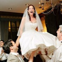 Jewish Wedding Traditions in Joyful and Romantic Photos