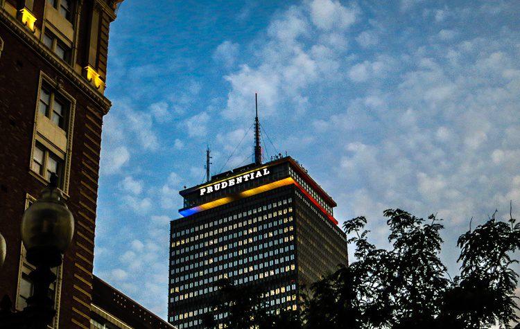 Prudential Building Boston