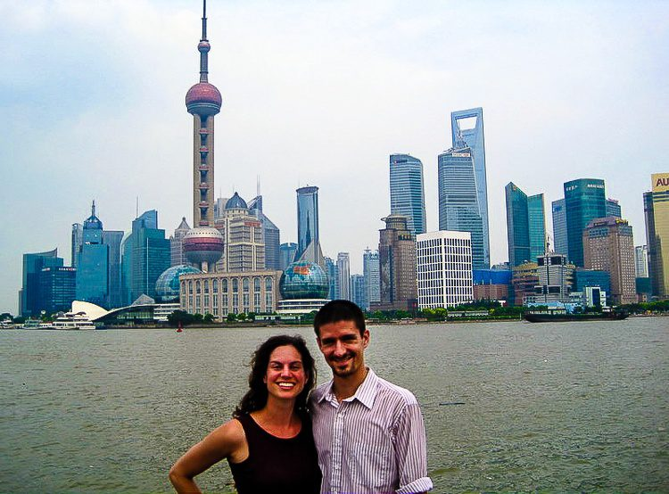 When traveling in Shanghai, China, we forgot behind a pretty fan because we didn't follow these tips!