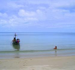 Magical Hidden Beaches of Ko Phan gan!!!