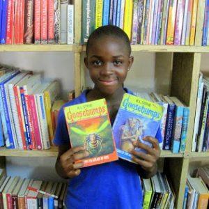 Hannah's Article: Mount Afadjato