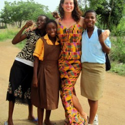 Ghana-Germany-Spain-Portugal in 24 Hours... and a Great Dress!