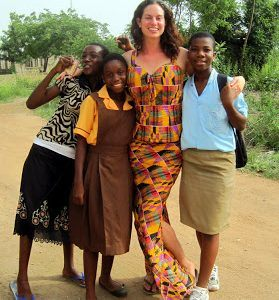 Ghana-Germany-Spain-Portugal in 24 Hours… and a Great Dress!