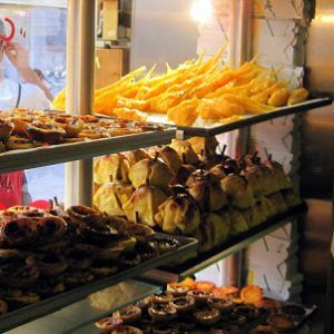 The Disastrous Pastry Episode of Lisbon, Portugal